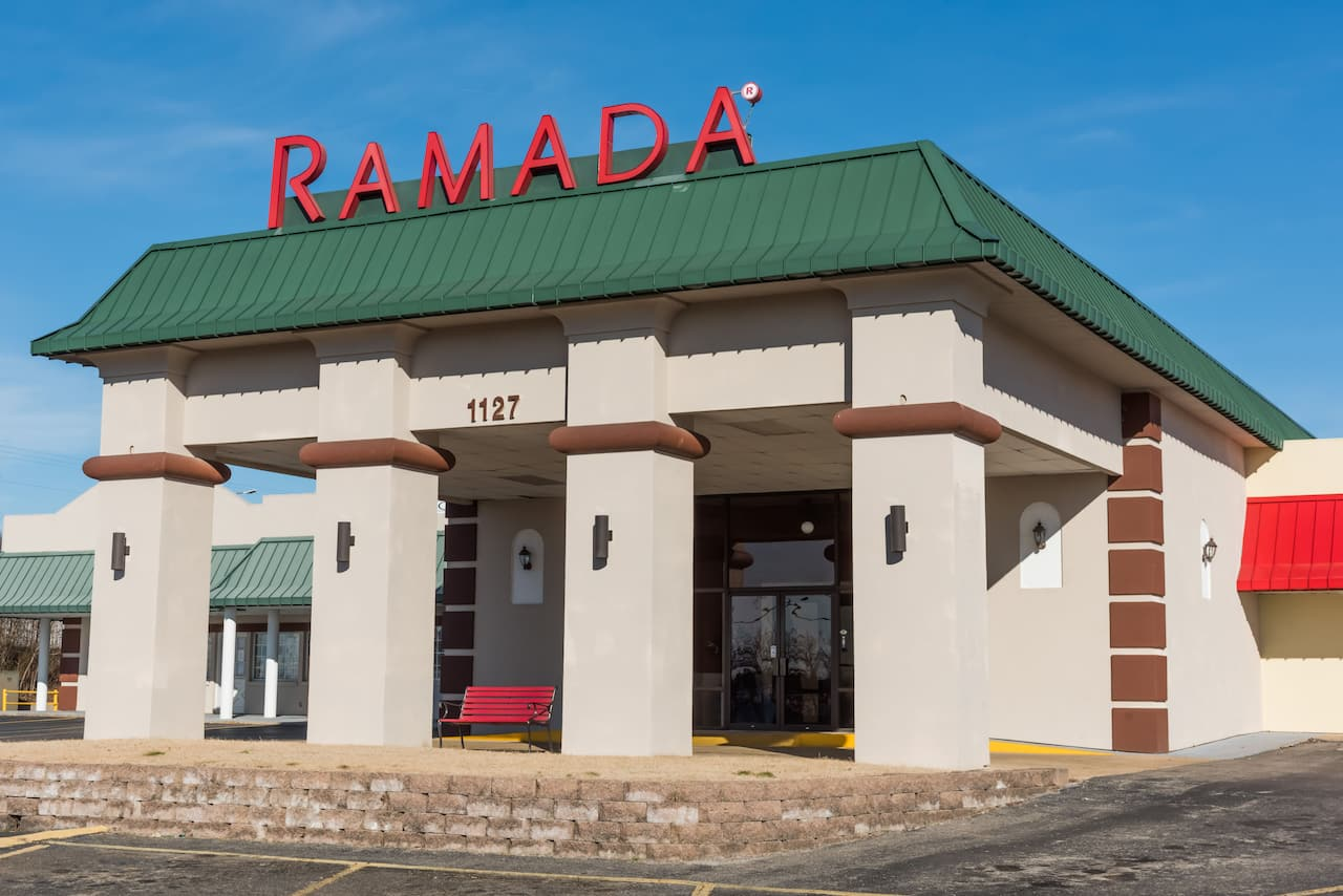 at the Ramada Mountain Home in Mountain Home, Arkansas