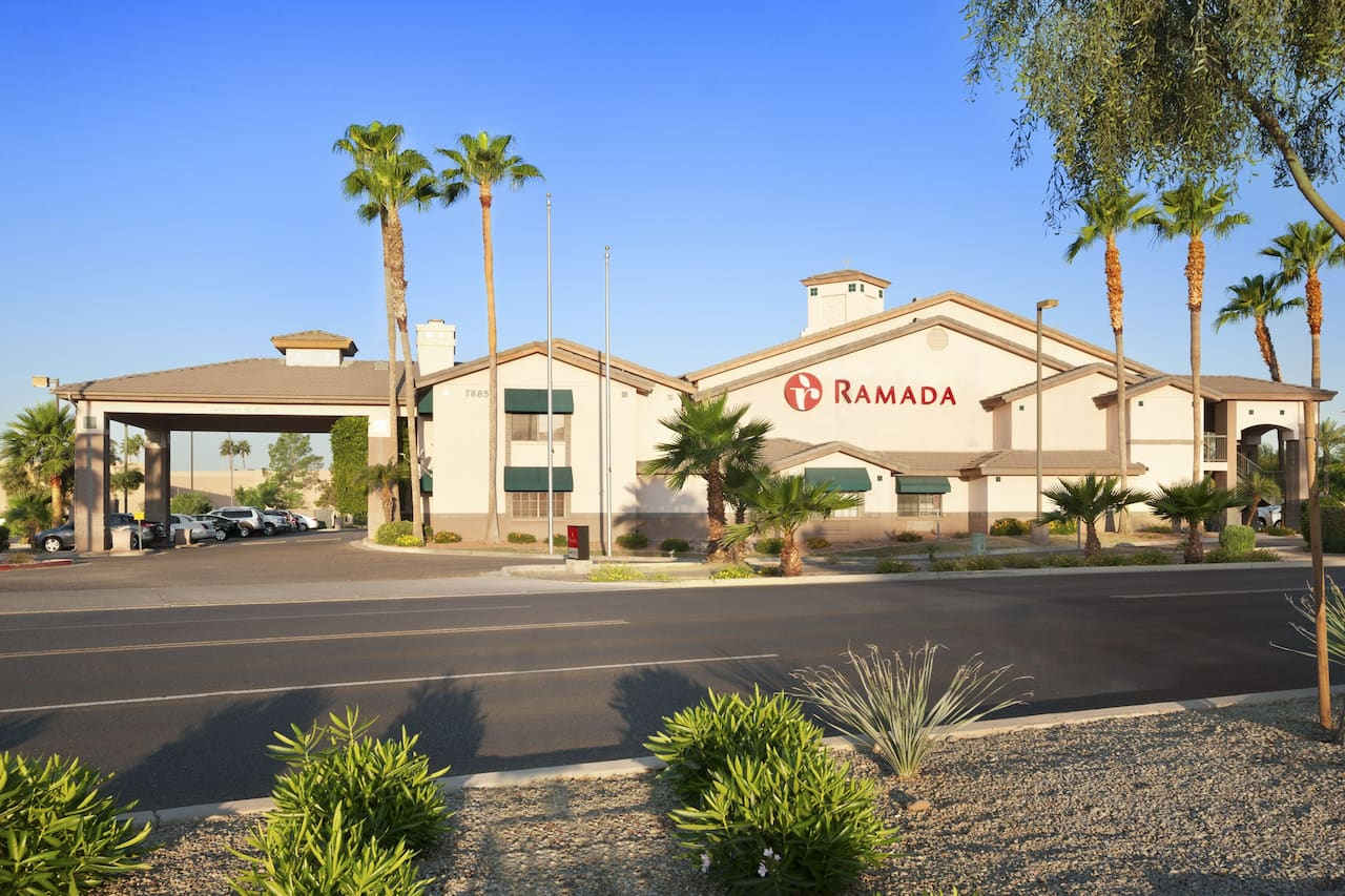 at the Ramada Glendale in Glendale, Arizona
