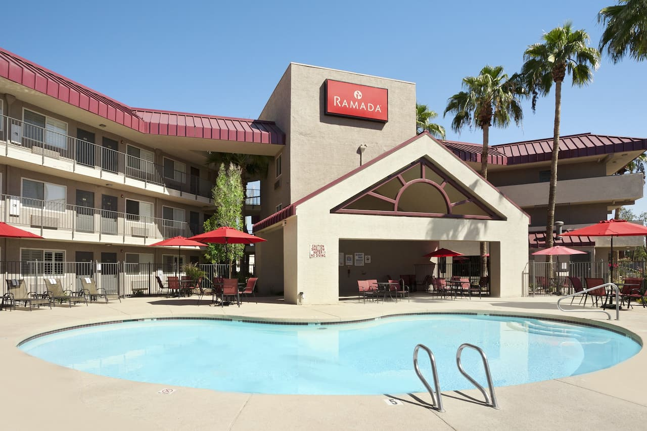 at the Ramada Tempe/At Arizona Mills Mall in Tempe, Arizona