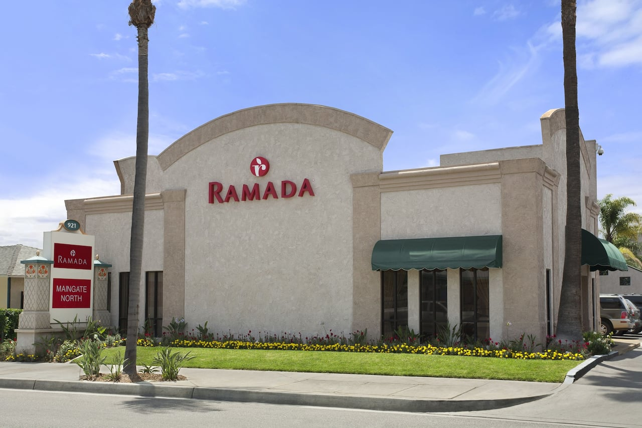 at the Ramada Anaheim Maingate North in Anaheim, California