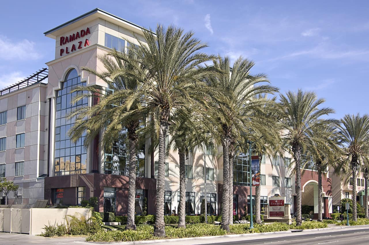 Ramada Plaza Anaheim in Los Angeles, California