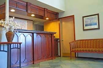 Ramada Antioch Hotel Lobby In California