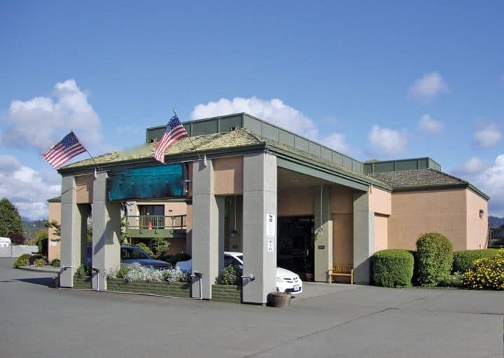 Ramada Arcata in  Fortuna,  California
