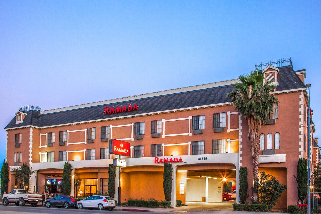 Ramada Chatsworth in Canyon Country, California