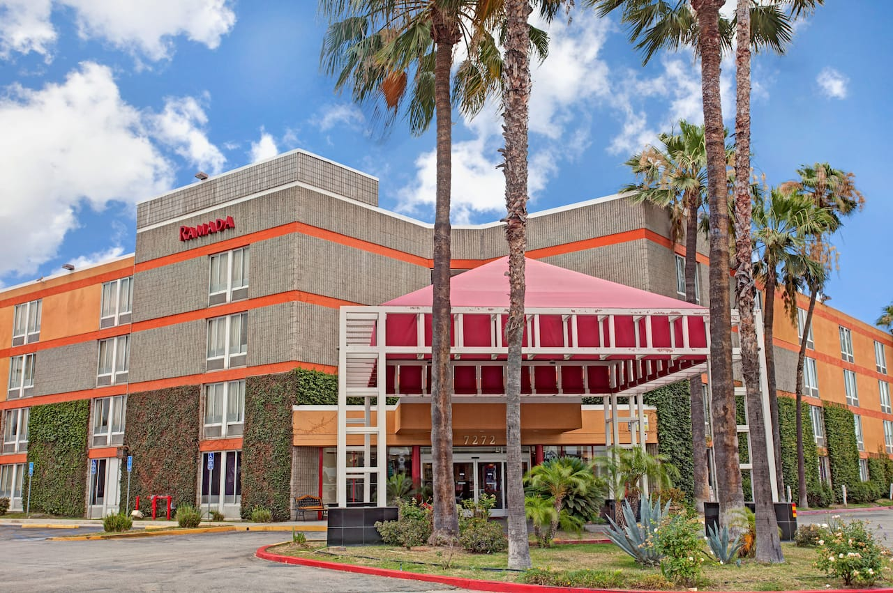 at the Ramada Commerce/Los Angeles Area in Commerce, California