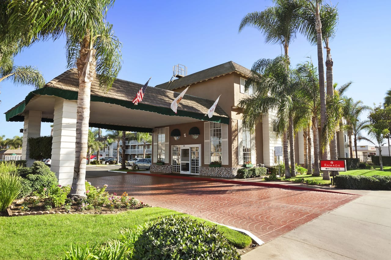 Ramada Costa Mesa/Newport Beach near Chain Reaction