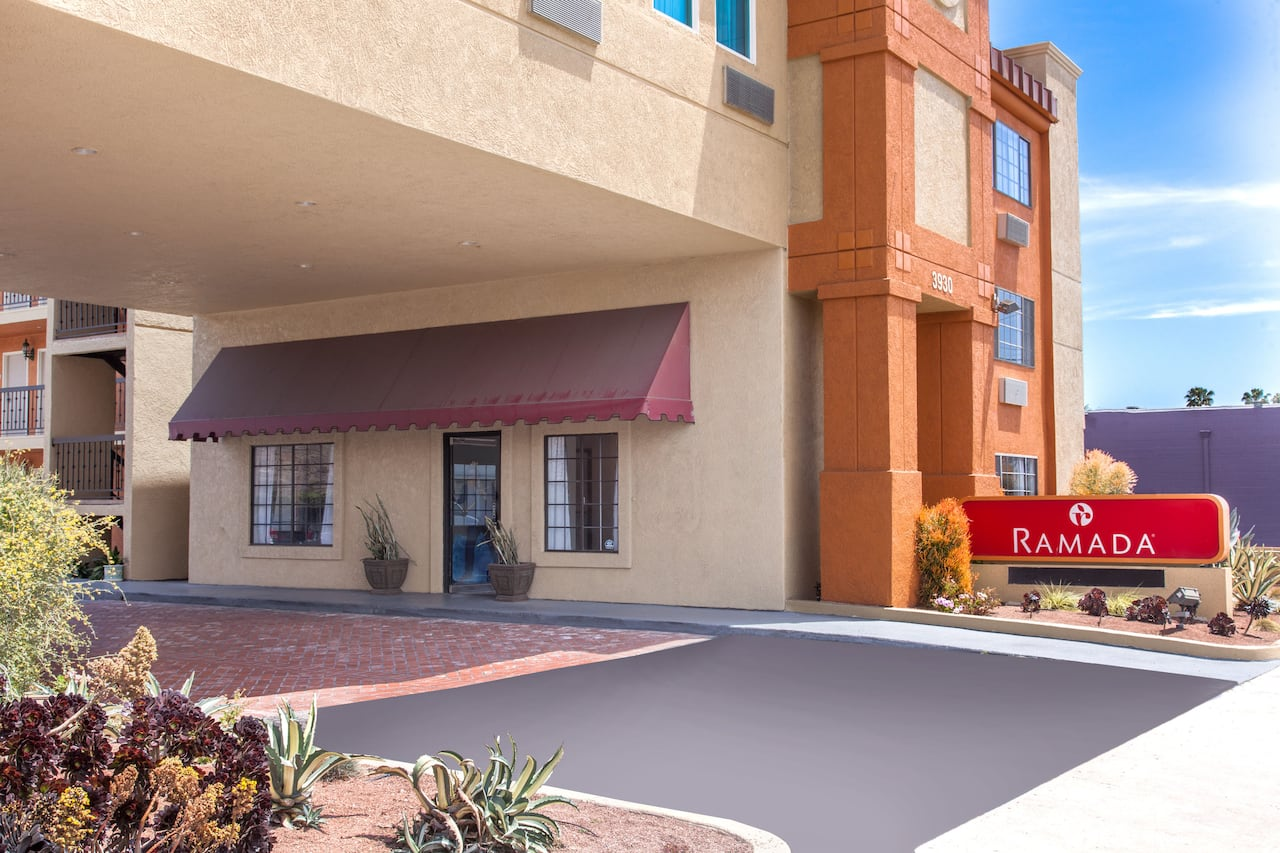 Ramada Culver City in  South Gate,  California
