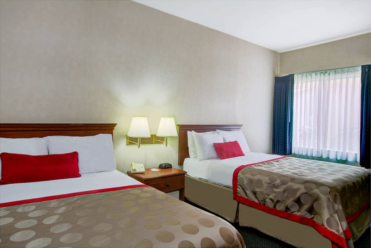 at the Ramada Hawthorne/LAX in Hawthorne, California