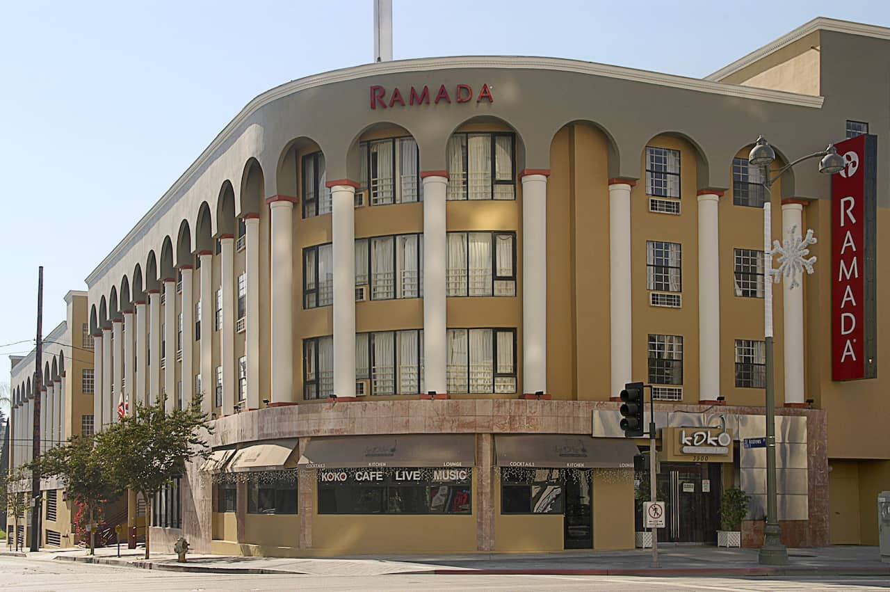 Ramada Los Angeles/Wilshire Center near Victory Theatre