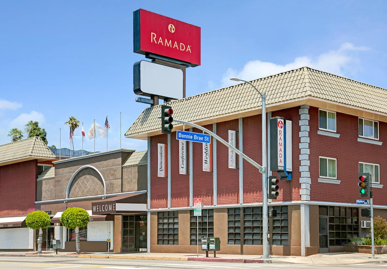 Ramada Los Angeles/Downtown West near Kirk Douglas Theatre