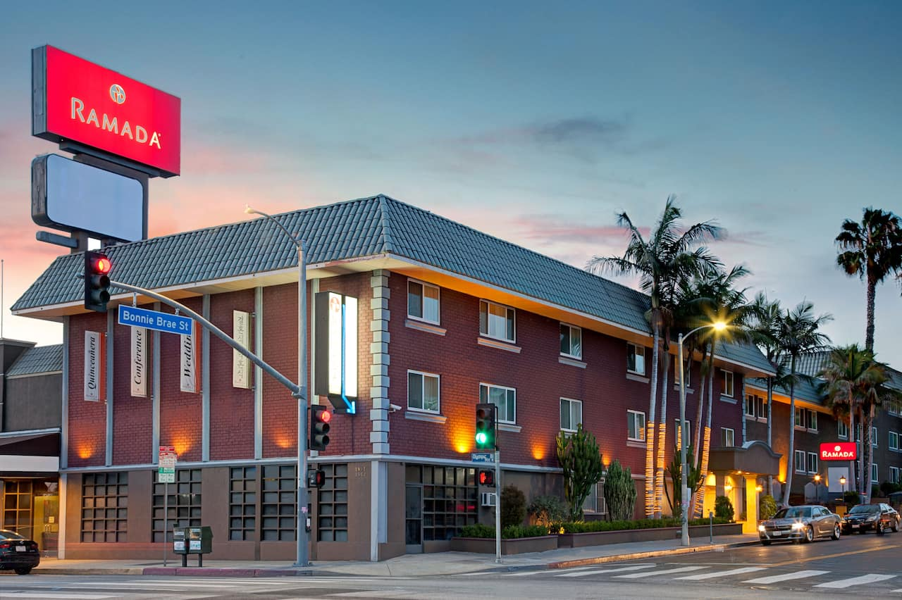 Ramada Los Angeles/Downtown West in Beverly Hills, California