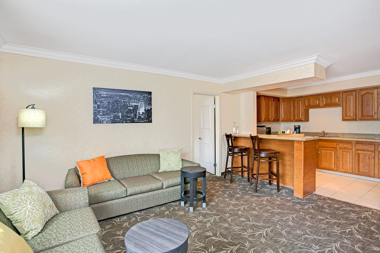 at the Ramada Los Angeles/Downtown West in Los Angeles, California