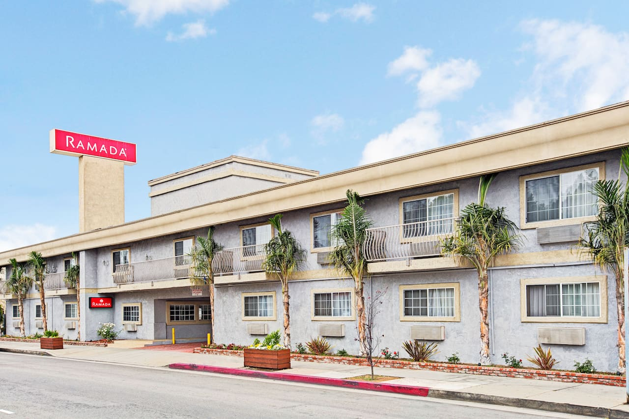 Ramada Marina del Rey in  Culver City,  California