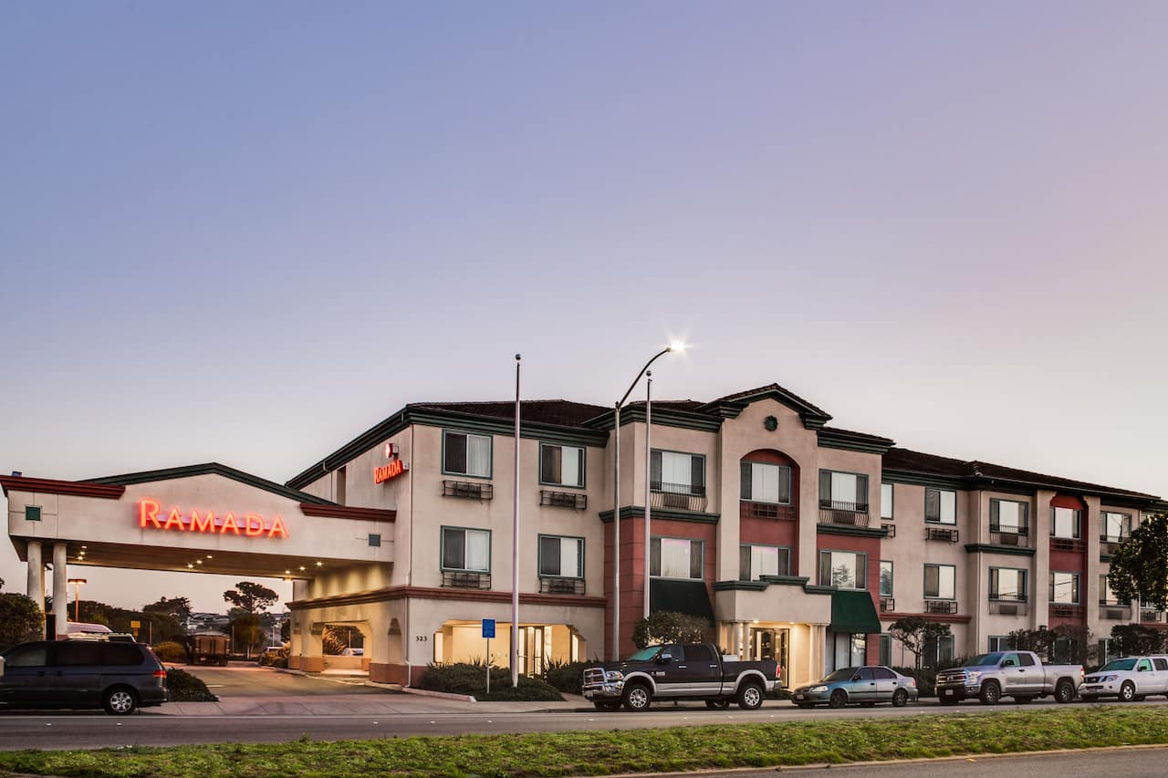 Ramada Marina in Monterey, California