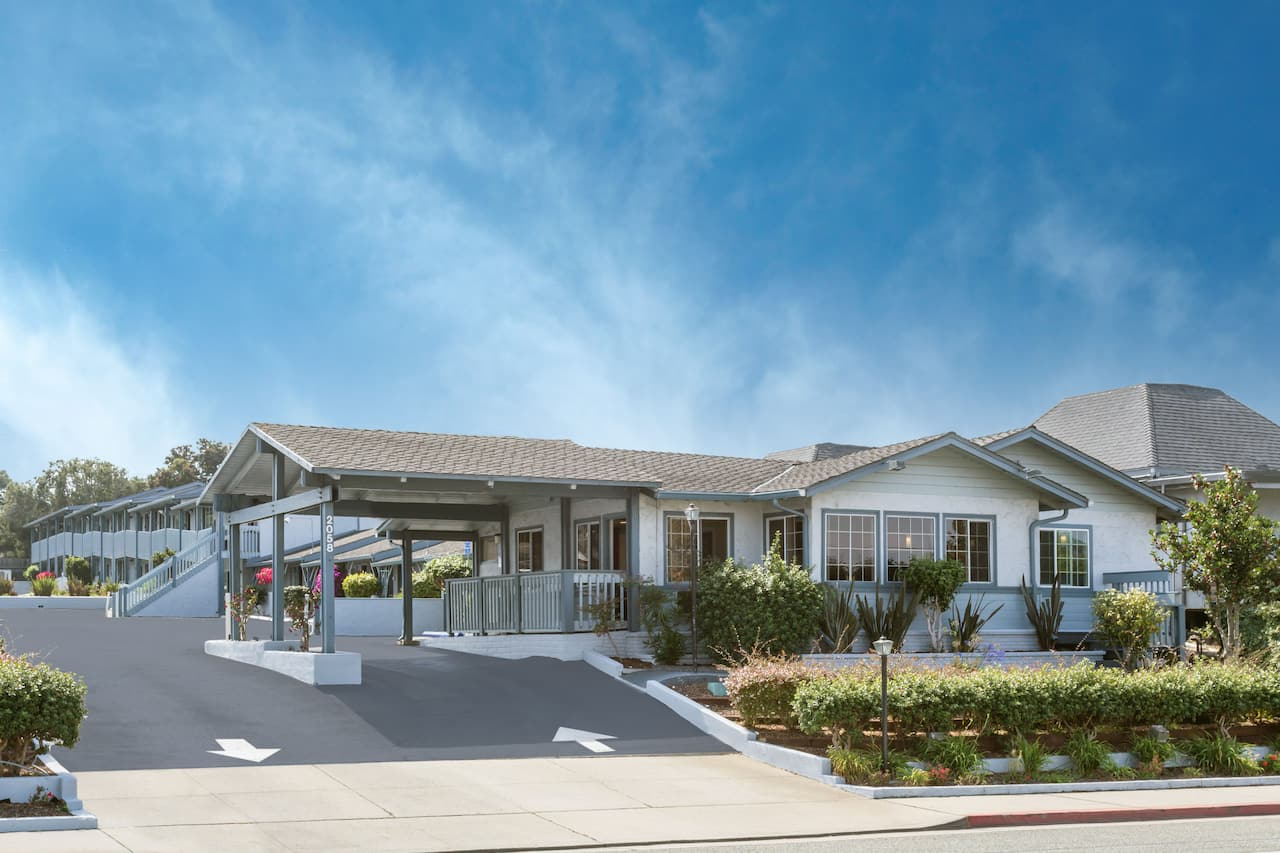 Ramada Limited Monterey in Monterey, California