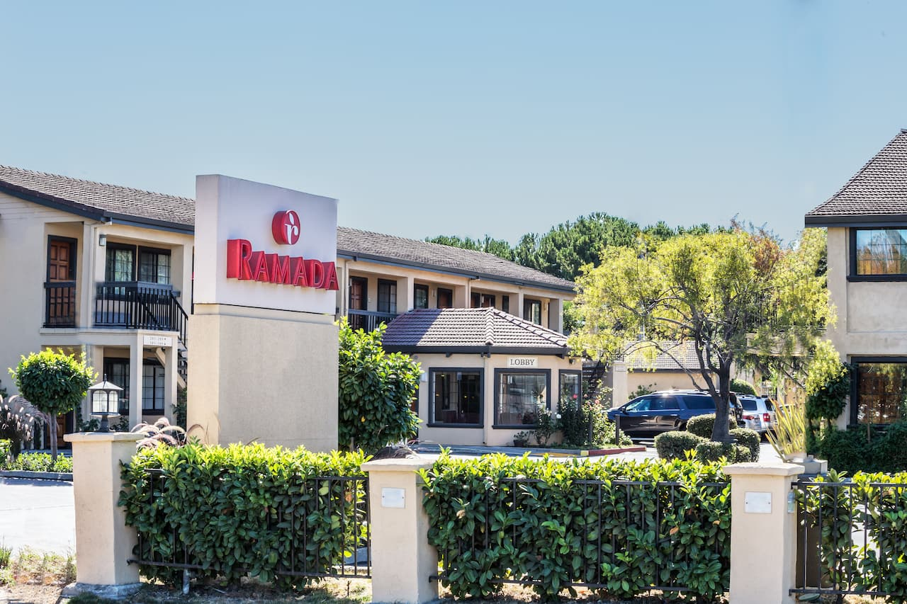 Ramada Mountain View in Palo Alto, California