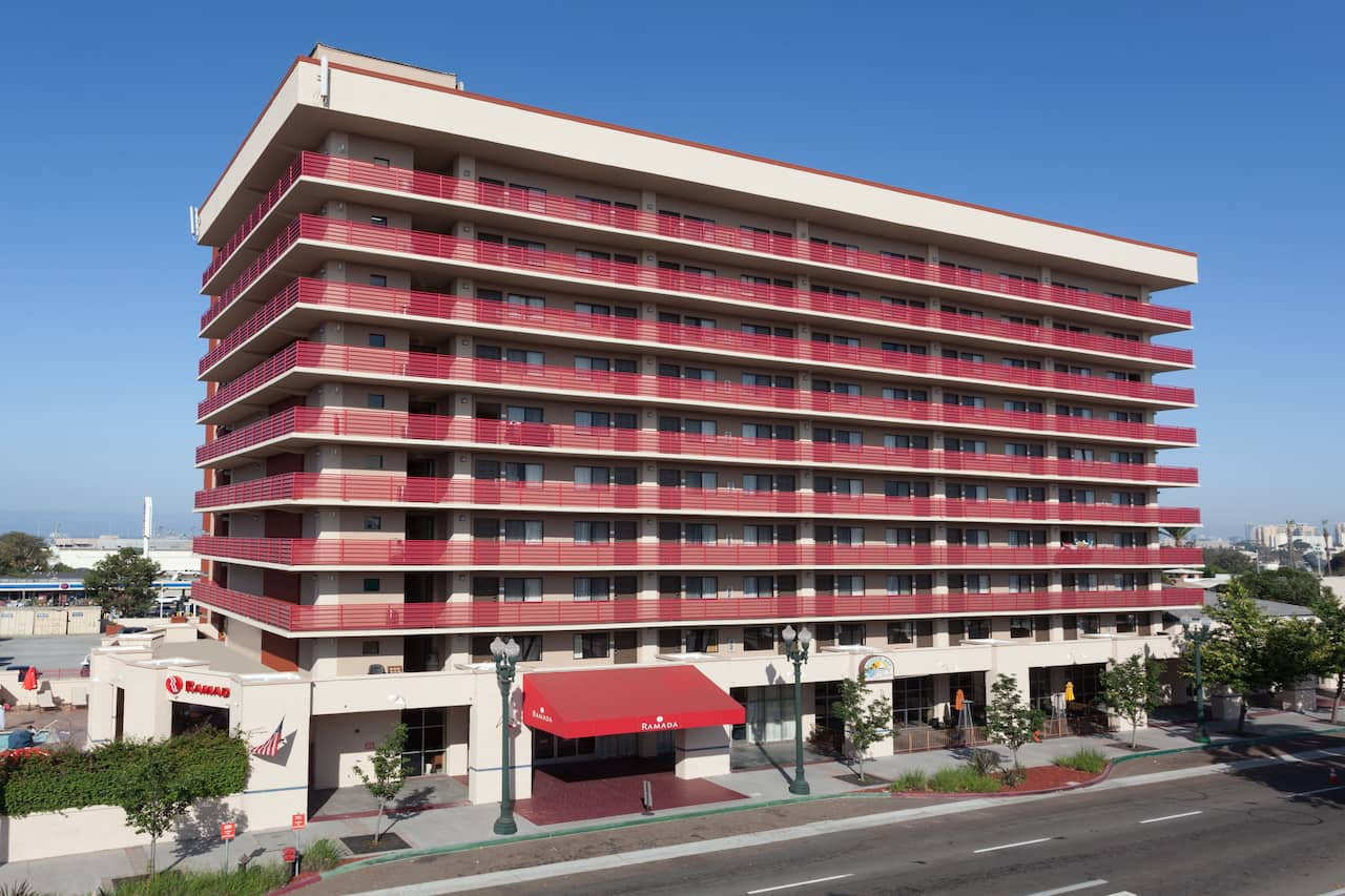 Ramada by Wyndham San Diego National City in  San Diego International Airport - SAN,  California