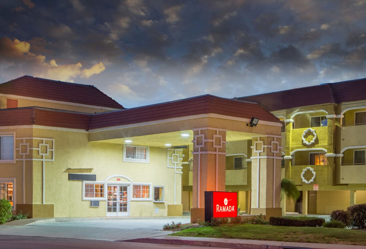 Ramada Ontario in  City of Industry,  California