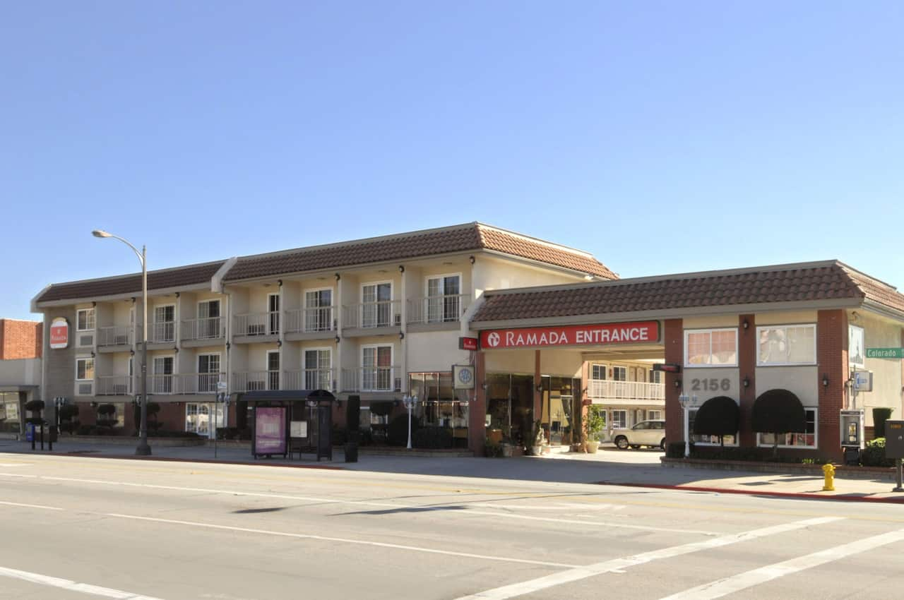 Ramada Pasadena in  Hollywood,  California