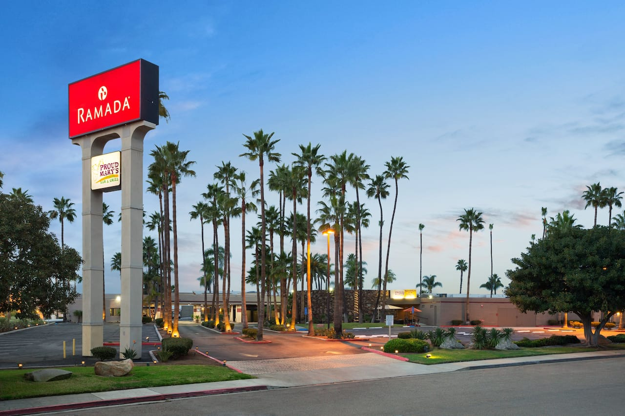 Ramada by Wyndham San Diego North Hotel & Conference Center in  San Diego International Airport - SAN,  California
