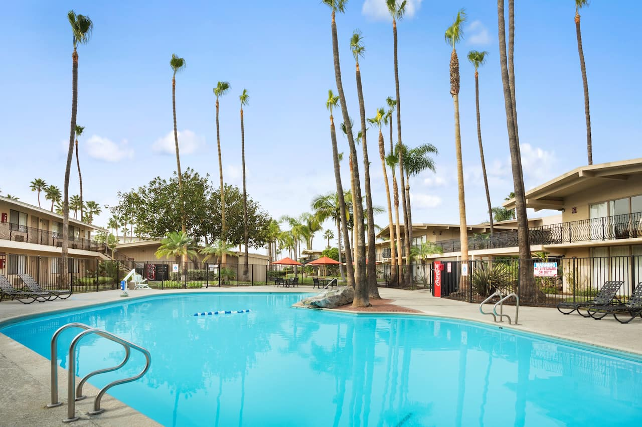 at the Ramada San Diego North Hotel & Conference Center in San Diego, California
