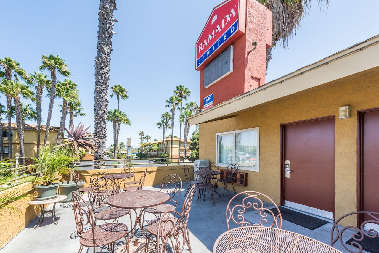 Ramada Limited San Diego/Near SeaWorld in  San Diego International Airport - SAN,  California