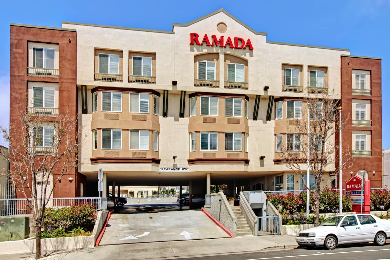 Ramada Limited San Francisco Airport North near Pacifica Spindrift Players Theatre