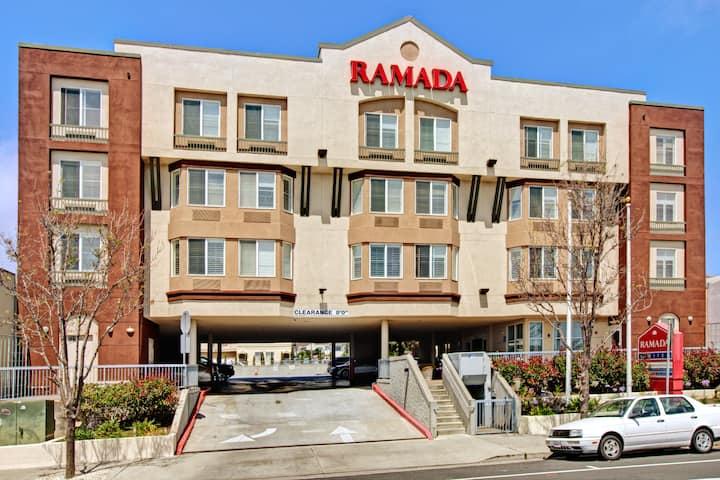 Ramada Limited San Francisco Airport North | South San Francisco ...