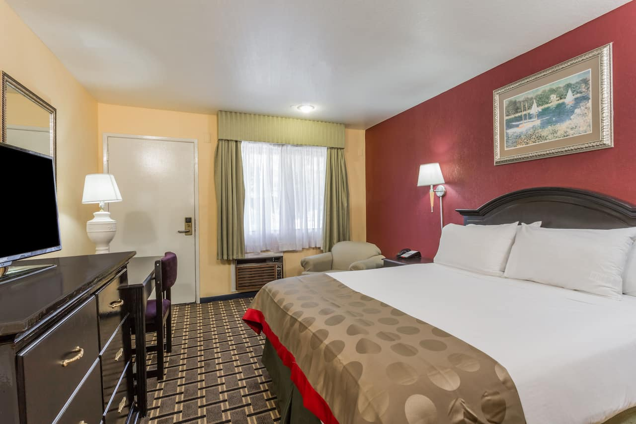 at the Ramada Vallejo Near Six Flags Discovery Kingdom in Vallejo, California