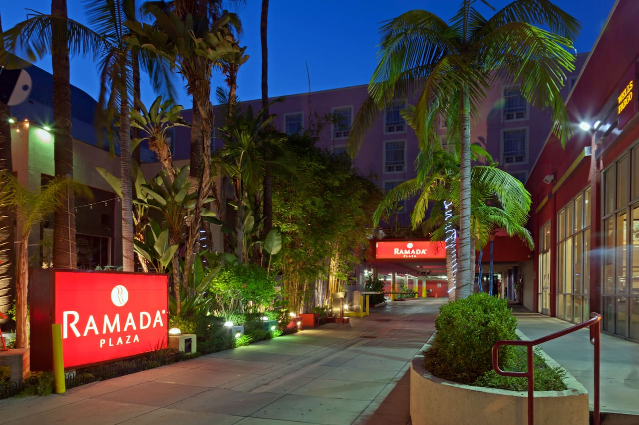 Ramada Plaza West Hollywood Hotel & Suites in Downey, California