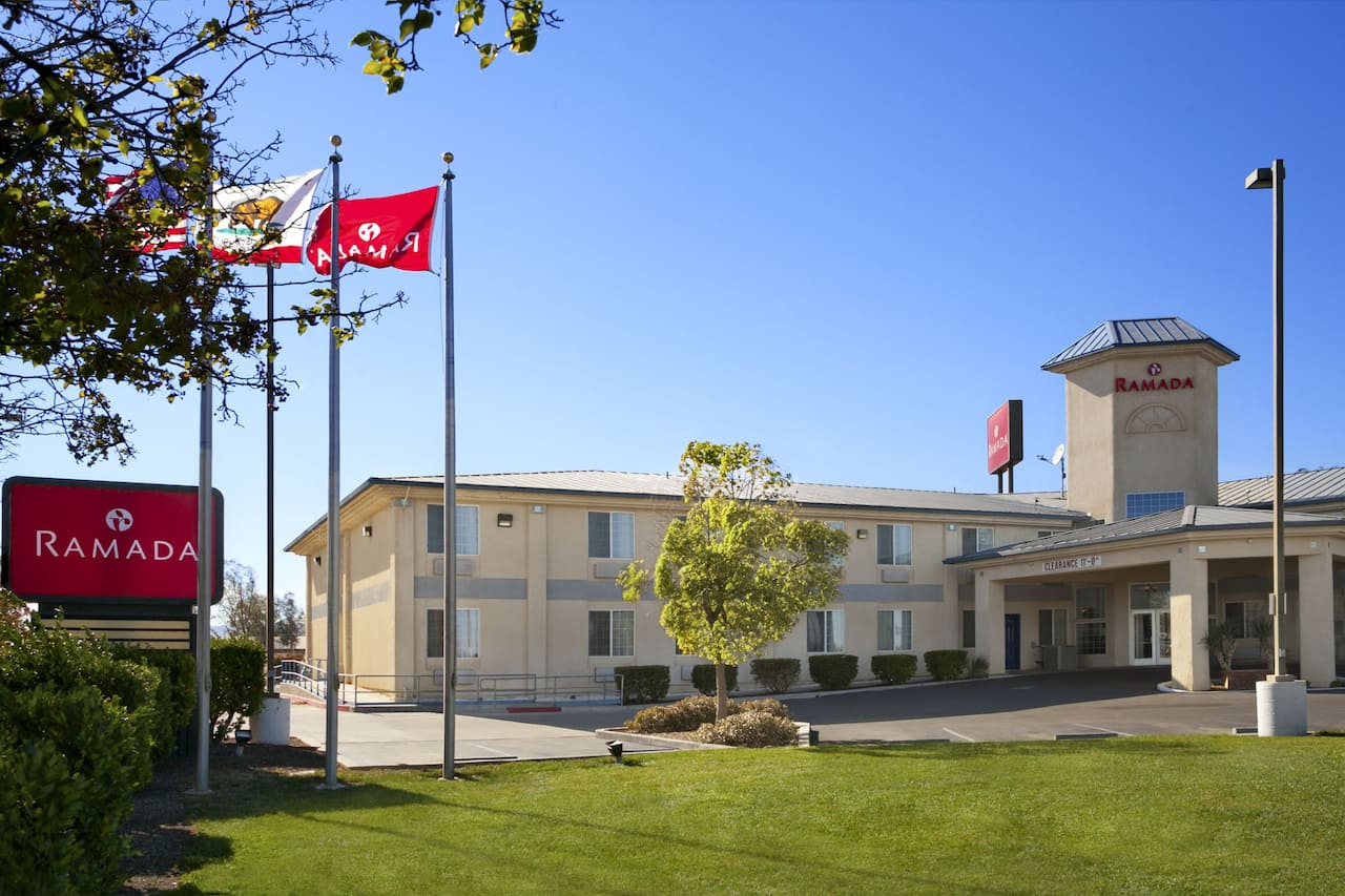 Ramada Williams in Williams, California