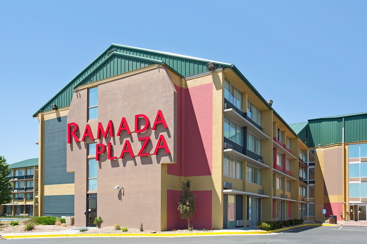 Ramada Plaza Denver Central in  Denver,  Colorado