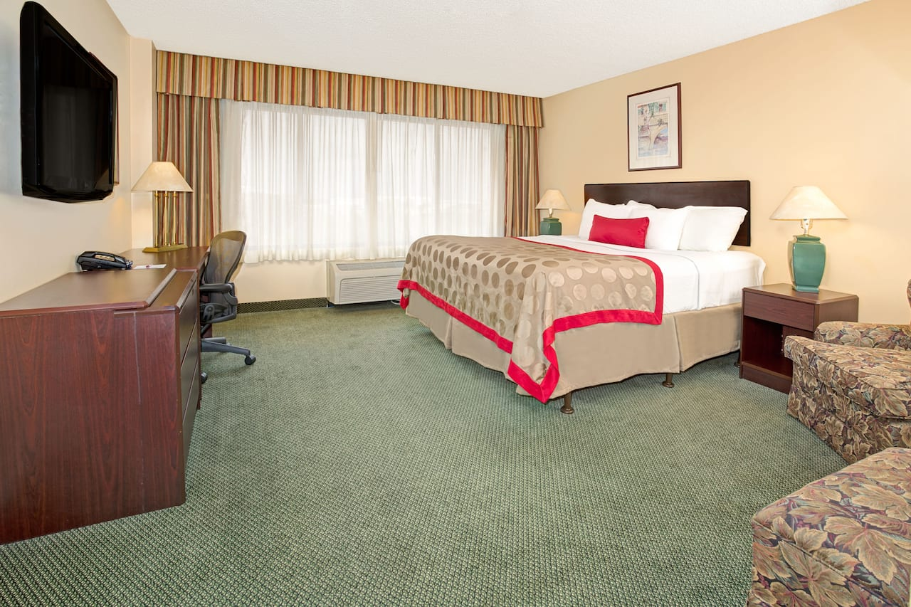 at the Ramada Englewood Hotel & Suites in Englewood, Colorado