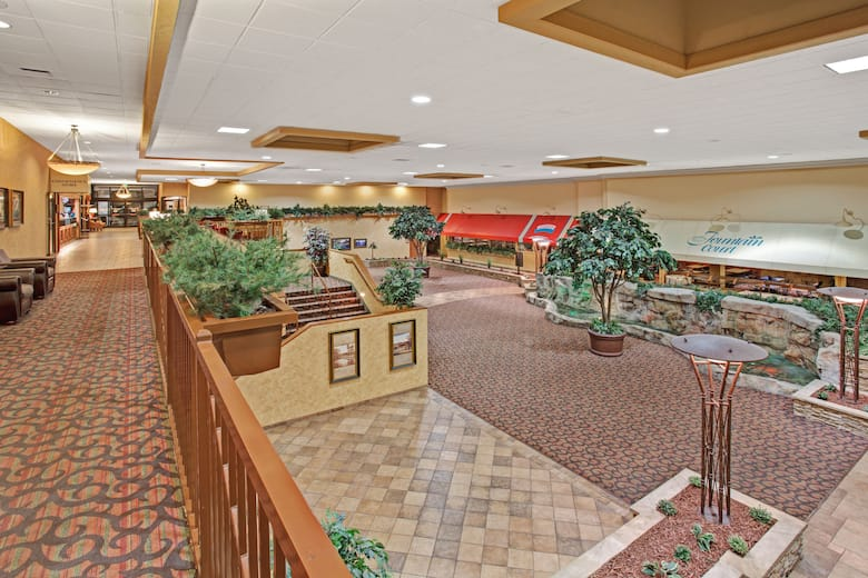 Ramada Plaza Northglenn Denver North Hotel Lobby In Colorado