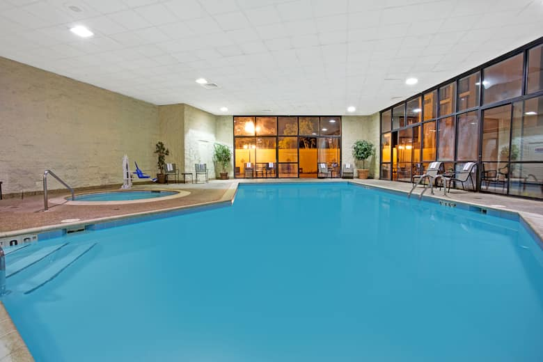 Pool At The Ramada Plaza Northglenn Denver North In Colorado