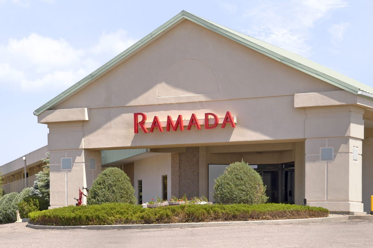 at the Ramada Sterling in Sterling, Colorado