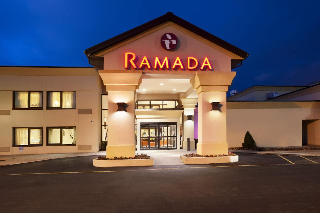 at the Ramada Newark/Wilmington in Newark, Delaware