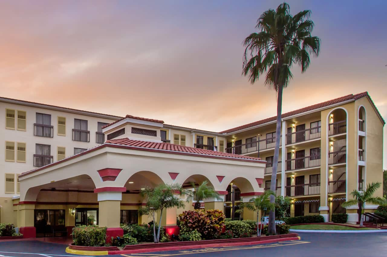Ramada Boca Raton in Deerfield Beach, Florida
