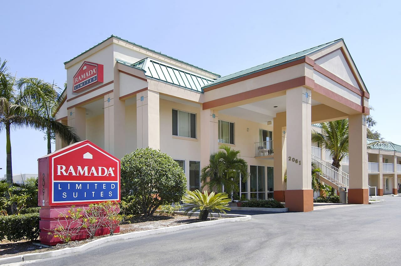 Ramada Limited Clearwater Hotel and Suites in New Port Richey, Florida