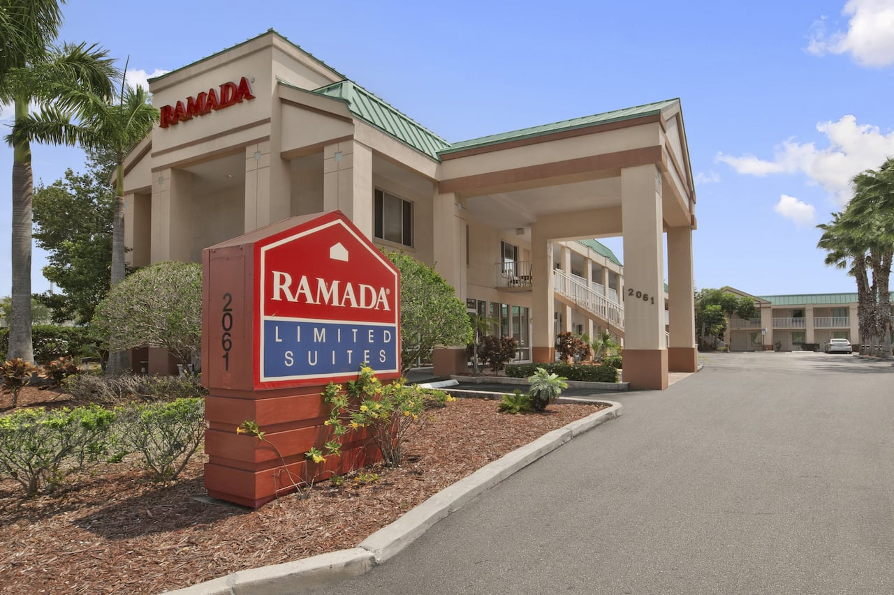 at the Ramada Limited Clearwater Hotel and Suites in Clearwater, Florida