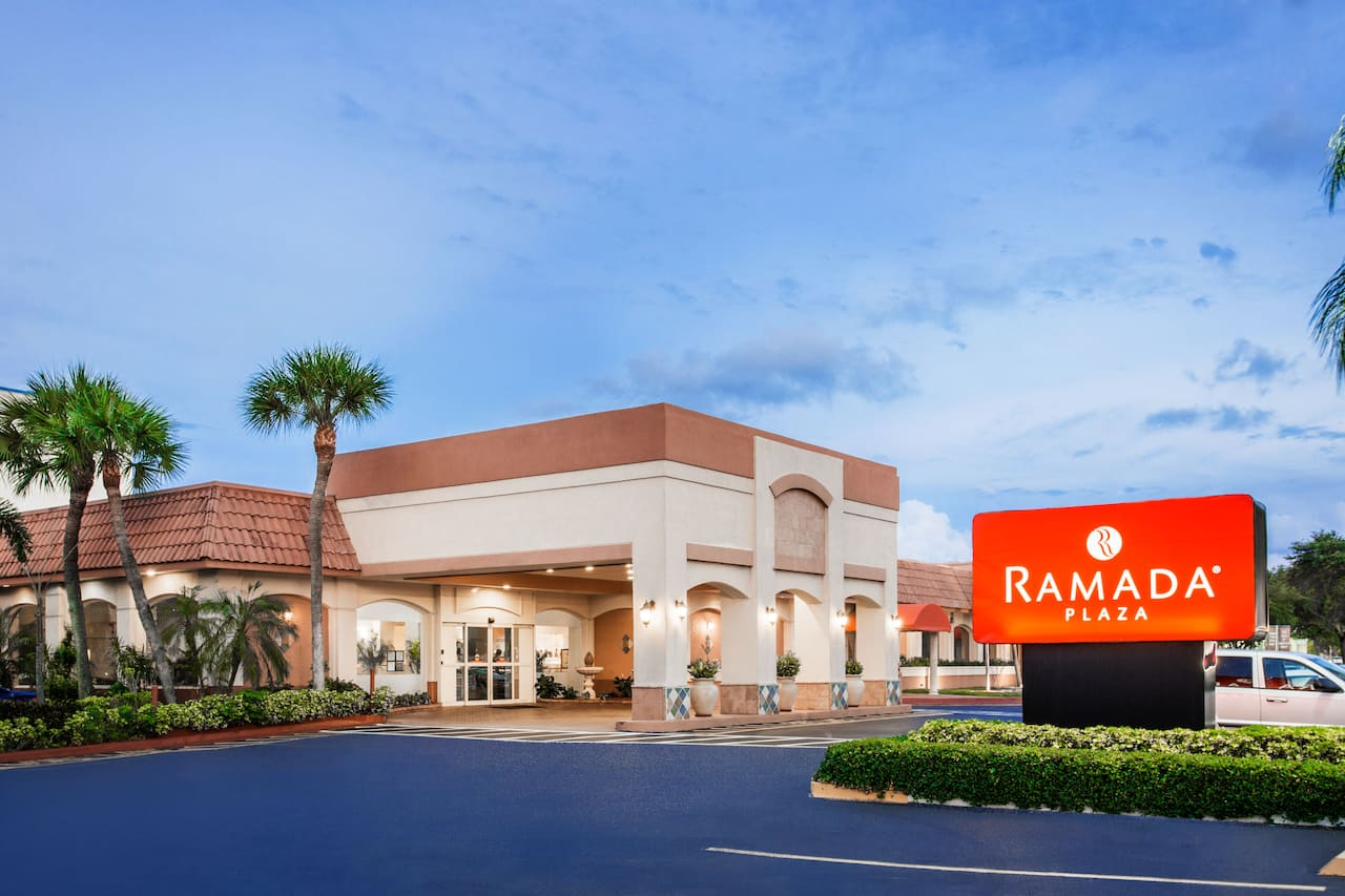 Ramada Plaza Fort Lauderdale in Dania Beach, Florida
