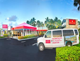 Ramada Fort Lauderdale Oakland Park in Wilton Manors, Florida