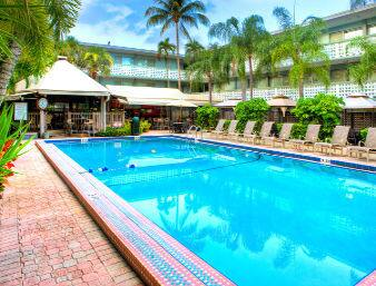 at the Ramada Fort Lauderdale Oakland Park in Fort Lauderdale, Florida
