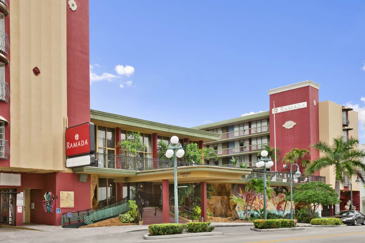 Ramada Hollywood Downtown near Nobu Miami Beach