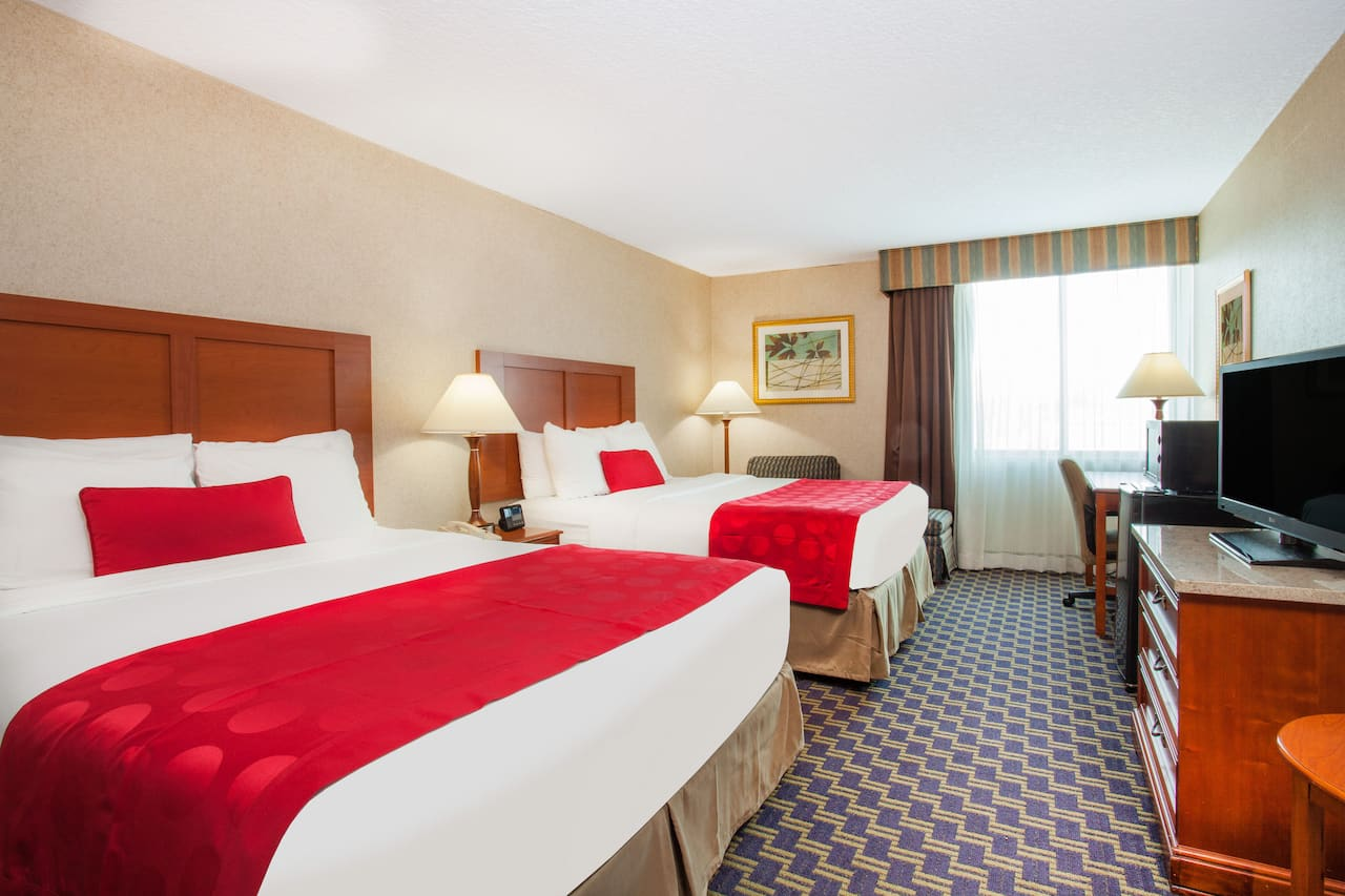 at the Ramada Jacksonville/Baymeadows Hotel & Conference Center in Jacksonville, Florida