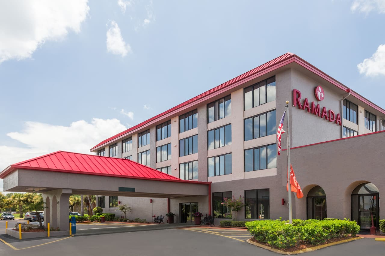 at the Ramada Lakeland in Lakeland, Florida