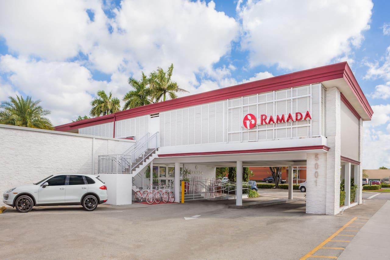 at the Ramada Miami Springs/Miami International Airport in Miami Springs, Florida