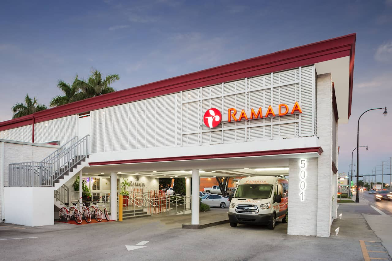 Ramada Miami Springs/Miami International Airport in Cutler Bay, Florida