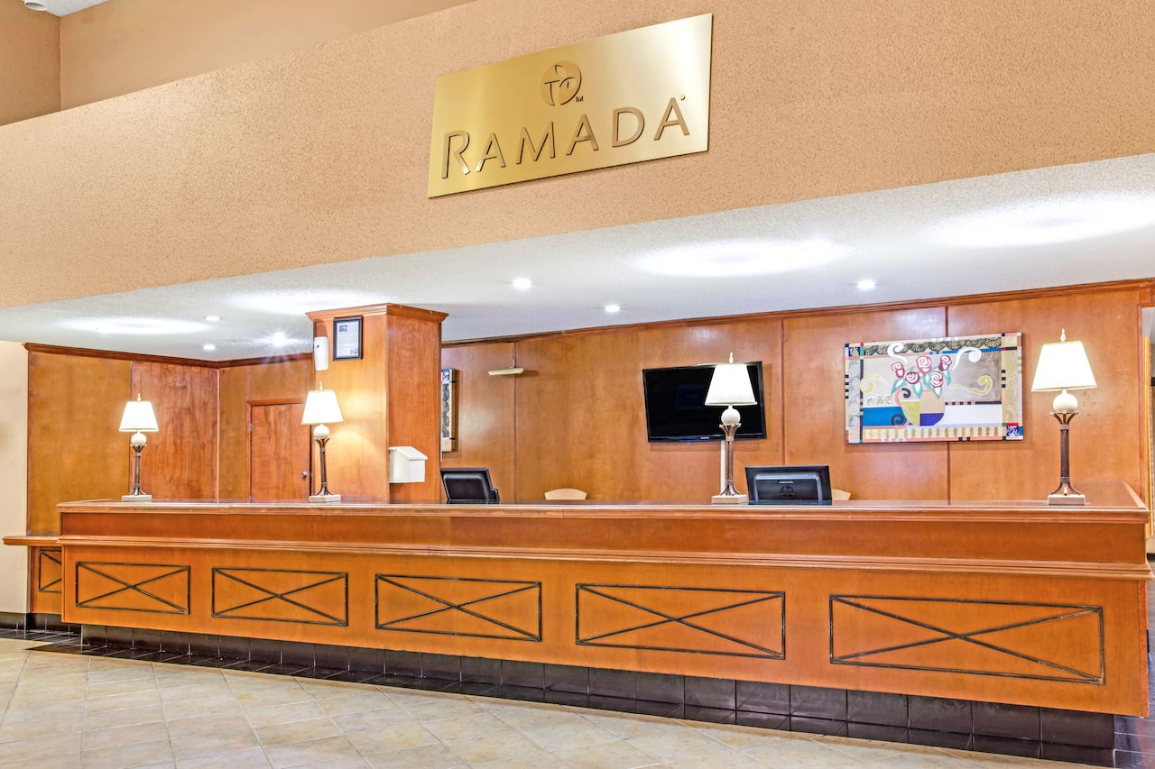 at the Ramada Orlando Downtown in Orlando, Florida