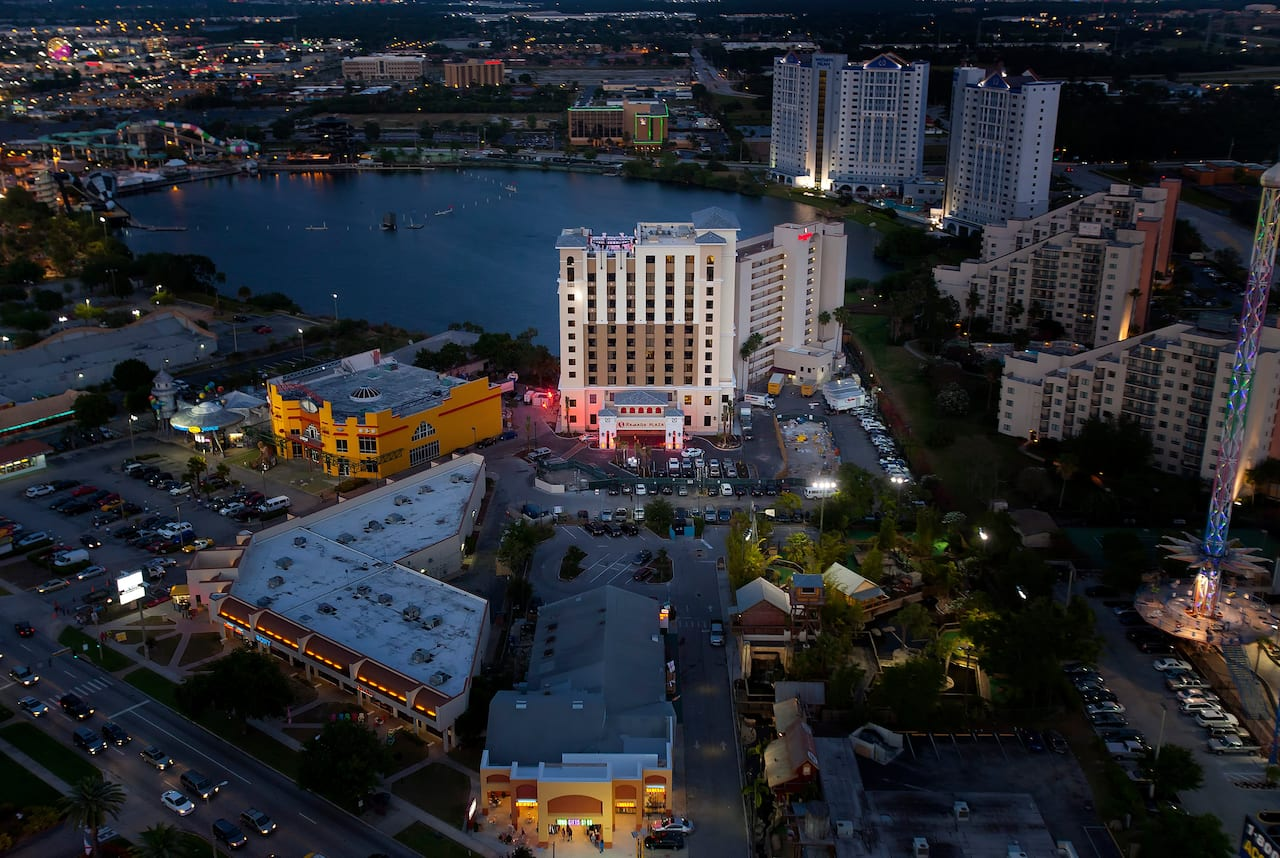 Ramada Plaza Resort and Suites Orlando International Drive in  ,
